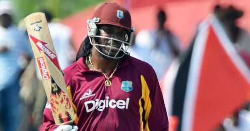 Chris Gayle June 2012