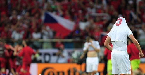 Czech Republic Poland Euro 2012 Group A