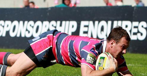 Danny McGuire Leeds Rhinos