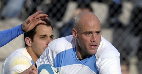 Felipe Contepomi argentina june 2012