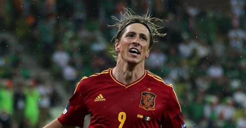 Torres: showed he has his belief back