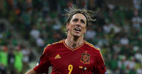 Torres: showed he has his belief back