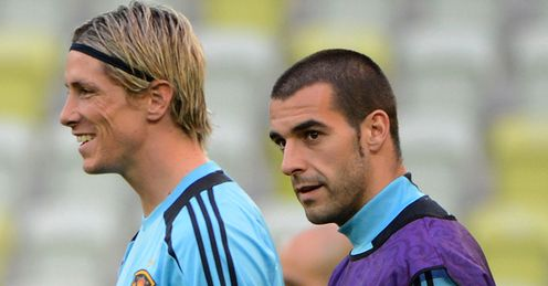 Torres or Negredo: who will be the number 9?