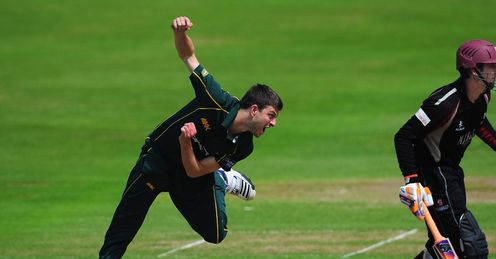Harry Gurney Notts 2012