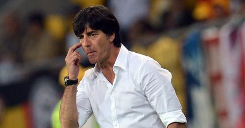 Jogi Low Joachim Loew Germany v Portugal Euro 2012