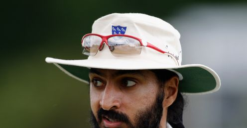 Monty Panesar Sussex 2012