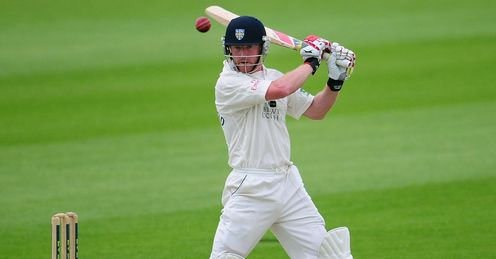 Paul Collingwood Durham 2012