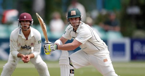 Phil Hughes Worcestershire 2012