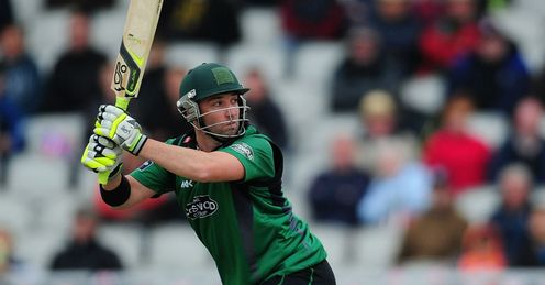 Phil Hughes Worcestershire