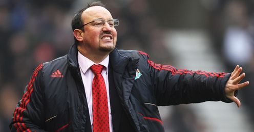Benitez: the architect of Liverpool&#39;s 2005 Champions League triumph