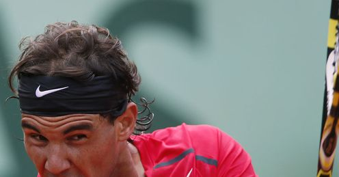 Nadal: has been in simply magnificent form so far, says Barry