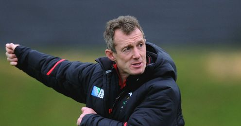 Rob Howley Wales