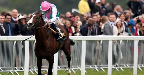 Sea Moon is Alex's pick at Ascot this weekend