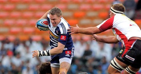 Stormers Jean de Villiers