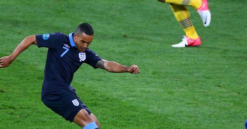 Theo Walcott: Sweden v England