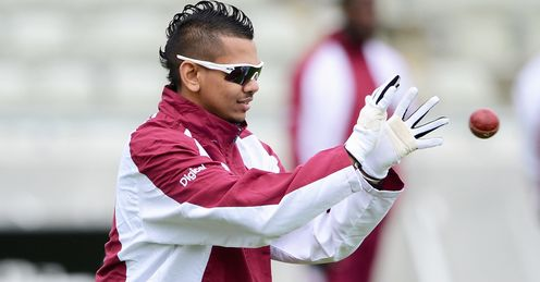 Narine: struggled against England's openers