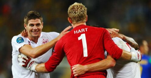 Gerrard: England's best player, says Merson