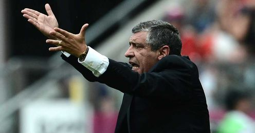 Fernando Santos - Greece coach - 12/6/12