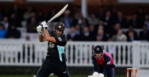 Matthew Spriegel Surrey v Middlesex Friends Life t20 Lords