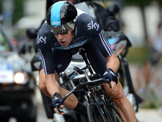 Wiggins: Superb start in France