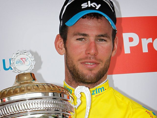Cavendish: The overall winner at the ZLM Toer