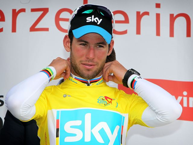Cavendish: Netted the yellow and green jerseys