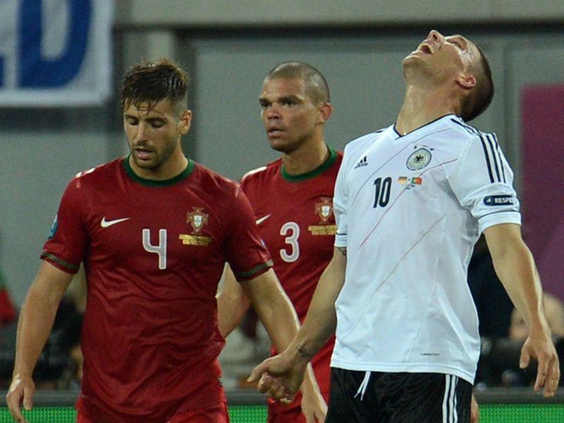 Germany 1 Portugal 0