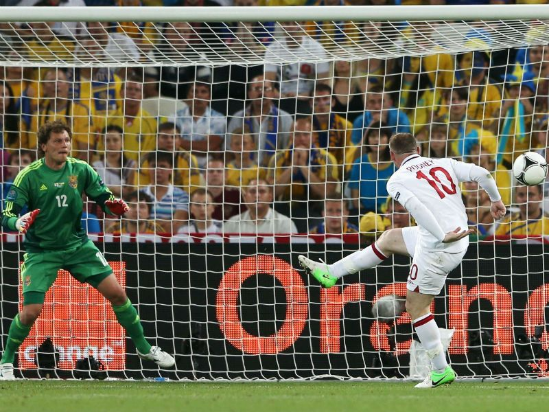 England 1 Ukraine 0