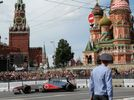 F1 At The Moscow Racing Show