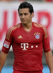 Picture of Claudio Pizarro