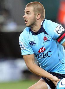 Drew Mitchell waratahs v Crusaders 2011