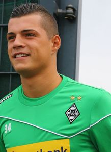 Picture of Granit Xhaka