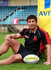 Gavin Henson London Welsh press