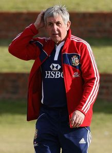 Ian McGeechan Lions 2009