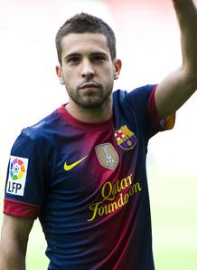 Picture of Jordi Alba