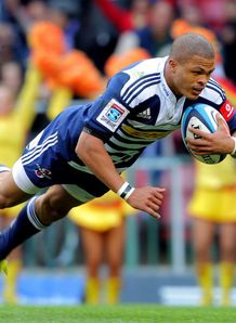 Juan de Jongh Stormers v Rebels