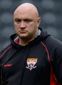 Super League: Huddersfield coach Paul Anderson admits 'best team lost'