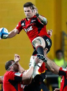 Richie mcCaw Crusaders v Chiefs semi 2012
