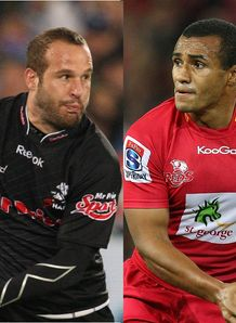 Sharks v Reds 2012 playoff preview