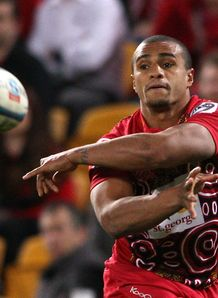 Will Genia Queensland Reds
