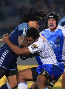 nonu blues v force 2012
