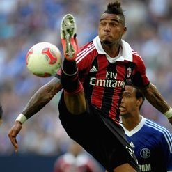 Boateng: Not happy