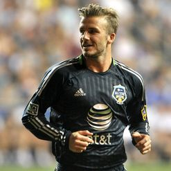 Beckham: Hot commodity