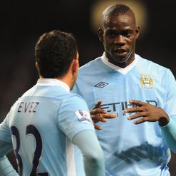 Tevez: Sees a kindred spirit in Balotelli