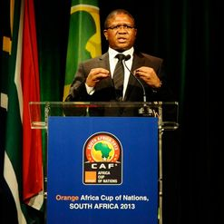 Mbalula: Only seeing the brighter side of AFCON