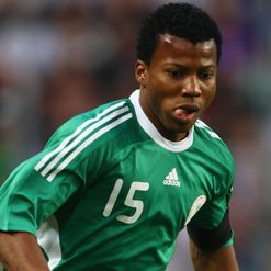Uche: Wants to play on a lush turf.