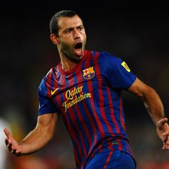 Mascherano: Doubtful for Barca