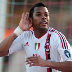 Robinho: Bit-part player