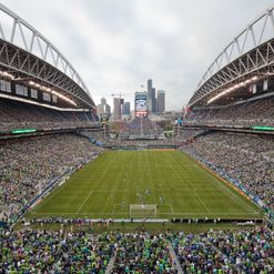 CenturyLink Field: Home of Sounders