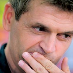 Vilanova: Struggles to bench Messi